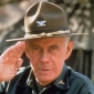 Col. Sherman T. Potter played by Harry Morgan