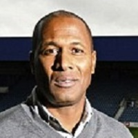 Les Ferdinand - Analyst/Pundit played by Les Ferdinand