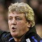 Steve Bruce (II) - Manager played by Steve Bruce