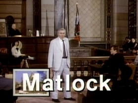 Matlock tv show photo