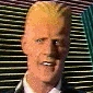 Max Headroom played by Matt Frewer
