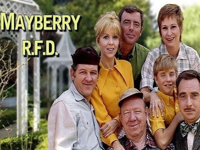 Mayberry R.F.D. tv show photo