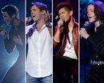 American Idol Semifinalist Round (2) - Guys Perform