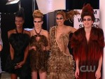 America's Next Top Model Big Hair Day