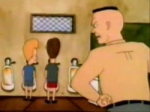Beavis and Butt-Head Trouble Urinating