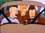 Beavis and Butt-Head Safe Driving