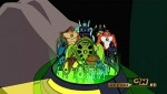 Ben 10: Ultimate Alien Escape from Aggregor