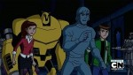 Ben 10: Ultimate Alien Andreas' Fault