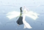 Bleach (JP) Sode no Shirayuki Vs Rukia