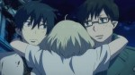 Blue Exorcist (JP) - 01x25 Time, Stop Screenshot