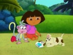 Dora the Explorer Save the Puppies