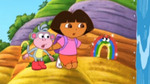 Dora the Explorer The Shy Rainbow