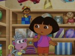 Dora the Explorer Dora's Jack-in-the-Box