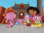 Dora the Explorer Dora's Pirate Adventures