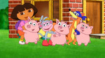Dora the Explorer Dora Saves the Three Lil' Piggies