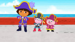 Dora the Explorer Pirate Treasure Hunt
