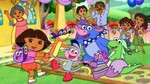 Dora the Explorer Dora's Big Birthday Adventure