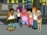Futurama Crimes of the Hot