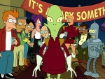 Futurama Kif Gets Knocked Up a Notch