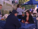 Gilmore Girls Ted Koppel's Big Night Out