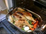 Good Eats A Bird in the Pan