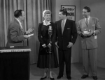 I Love Lucy Lucy Gets Ricky on the Radio