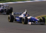 ITV Formula 1 (UK) 1997 Belgian Grand Prix