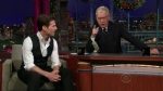 Late Show with David Letterman Tom Cruise, Fall Out Boy