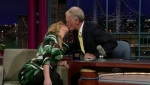 Late Show with David Letterman Kate Hudson, Glasvegas