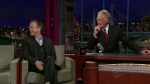Late Show with David Letterman Kiefer Sutherland, Wendy Liebman