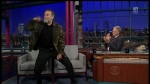 Late Show with David Letterman Robin Williams, Judy Greer