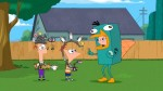 Phineas and Ferb Perry Lays an Egg