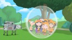 Phineas and Ferb Bubble Boys