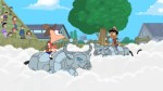 Phineas and Ferb Robot Rodeo