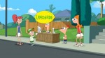 Phineas and Ferb The Lemonade Stand