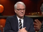 The Colbert Report Steve Martin