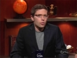 The Colbert Report James Surowiecki, Jonah Lehrer