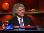 The Colbert Report Eleanor Holmes Norton, Steven Pinker