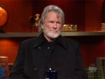 The Colbert Report Kris Kristofferson