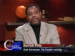 The Colbert Report Derrick Pitts