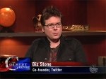 The Colbert Report Biz Stone