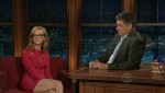 The Late Late Show with Craig Ferguson Jayma Mays, Jean Michel Cousteau