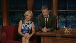 The Late Late Show with Craig Ferguson Malin Akerman, Jon Ronson