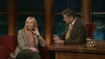 The Late Late Show with Craig Ferguson Toni Collette, Mike Massimino