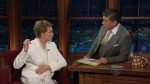The Late Late Show with Craig Ferguson Julie Andrews, Michael Emerson