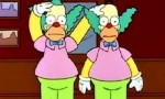 The Simpsons Homie the Clown