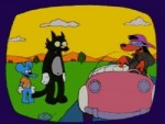The Simpsons - 08x14 The Itchy & Scratchy & Poochie Show.