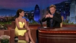 The Tonight Show with Conan O'Brien Eva Mendes, Christopher Mintz-Plasse, The Dead Weather