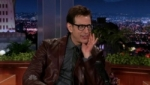 "The Tonight Show with Conan O'Brien Jeff Goldblum, Bill Engvall, the cast of ""Hair"""