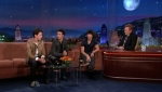 The Tonight Show with Conan O'Brien Ed Helms, the Jonas Brothers